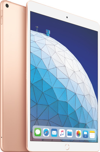 Apple iPad Air (2019) 10,5 inch Goud 64GB Wifi + 4G Main Image