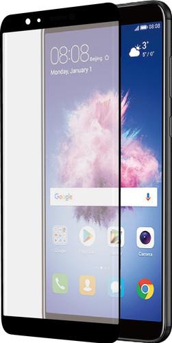 Azuri  Protège-écran Verre trempé Incurvé Huawei P Smart Noir Main Image