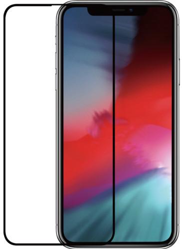 Azuri Protège-écran Verre trempé Apple iPhone Xs Max/11 Pro Max Verre Noir Main Image