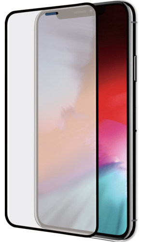 new style 5908d 94fda Azuri Curved Tempered Glass Apple iPhone Xs Max Screen Protector Glass