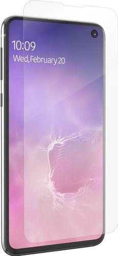 InvisibleShield Glass+ VisionGuard Protège-écran Samsung Galaxy S10e Verre Main Image