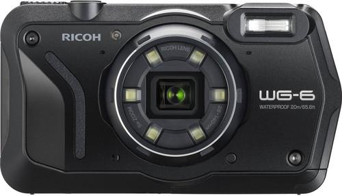 Ricoh WG-6 Noir Main Image