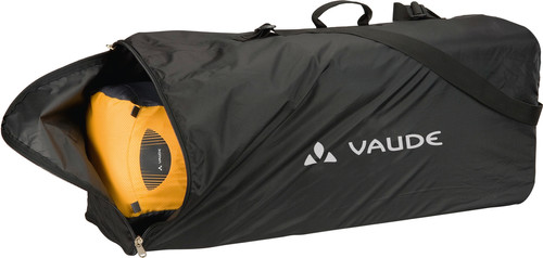 Vaude Protection Cover for Backpacks Black Main Image