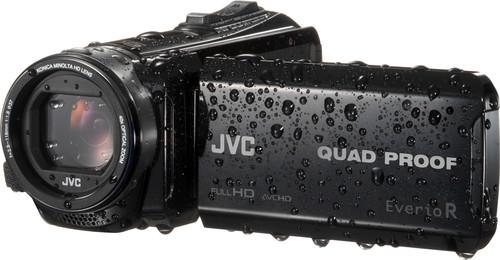 JVC GZ-R441BEU Noir Main Image