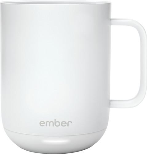Ember Tasse Connectée en Céramique Blanc Main Image