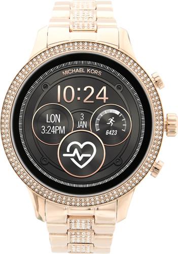 c75be69bf5b Michael Kors Access Runway Gen 4 Display Smartwatch MKT5052 Main Image ...