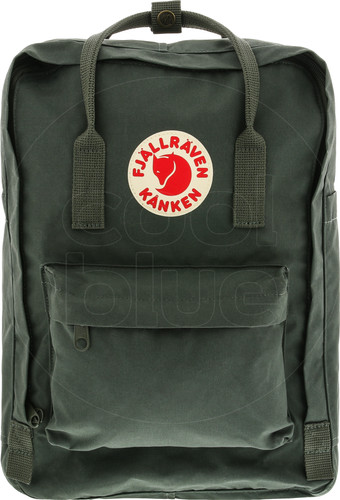 f699662a60d Fjällräven Kånken Laptop 15'' Forest Green - Coolblue - Voor 23.59u ...