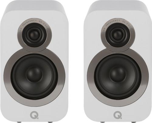 Q Acoustics 3010i Blanc (par deux) Main Image