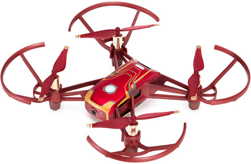 Tello Drone Iron Man Edition (powered by DJI)