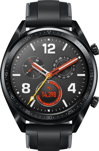 Huawei Watch GT Zwart Main Image