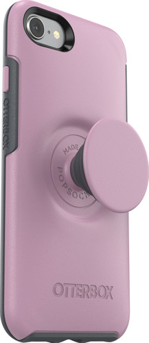 Otterbox Otter + Pop Symmetry Apple iPhone SE 2/8/7/6s/6 Back Cover Pink Main Image