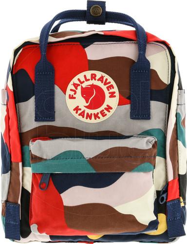 3f9ea356473 Fjällräven Kånken Art Mini Deep Forest - Children's backpack Main Image ...