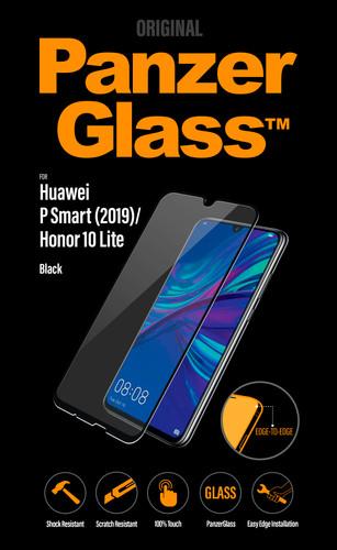 PanzerGlass Huawei P Smart (2019) Screen protector Glass Black Main Image