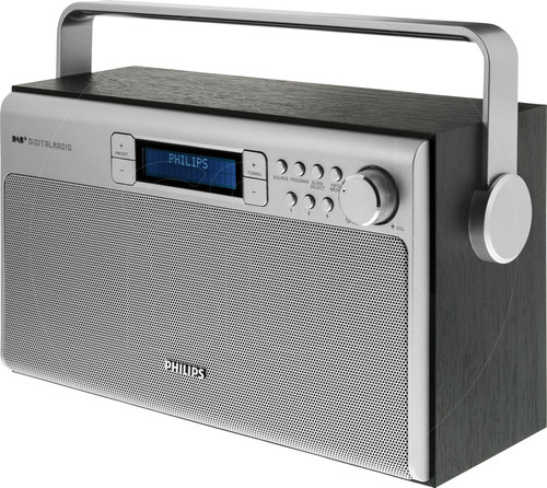 Philips AE5220 Black Main Image