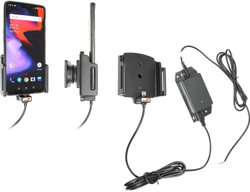 Brodit Houder OnePlus 6 met Oplaadsysteem Main Image