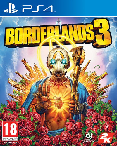 Borderlands 3 PS4 Main Image
