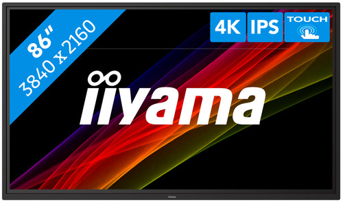 iiyama ProLite TE8603MIS-B1AG Main Image