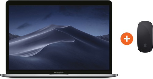 Apple MacBook Pro 13'' (2017) MPXQ2FN/A AZERTY + Magic Mouse Main Image