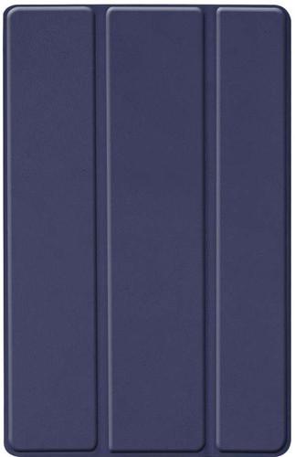 Just in Case Smart Tri-Fold Samsung Galaxy Tab A 10.1 (2019) Book Case Bleu Main Image