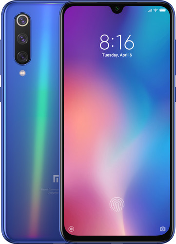 Xiaomi Mi 9 SE 128GB Blue Main Image