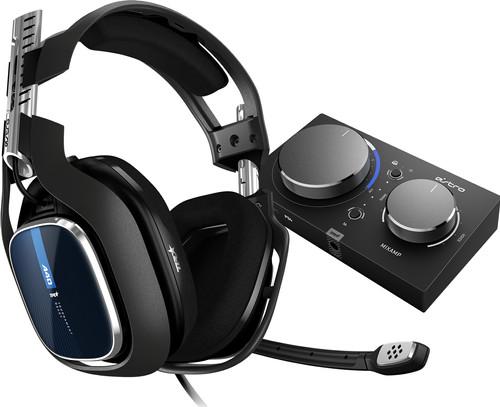 Astro A40 TR Zwart + MixAmp Pro TR PS4 Main Image