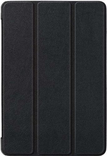Just in Case Smart Tri-Fold Apple iPad Mini 5 Book Case Zwart Main Image