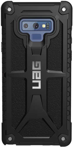new style 6bfb5 f6093 UAG Hard Case Monarch Samsung Galaxy Note 9 Back Cover Black