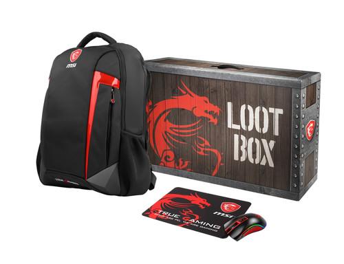 MSI Loot Box pack GE/GS 2019 Main Image
