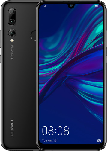Huawei P Smart Plus (2019) Black Main Image