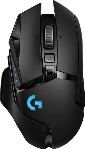 Logitech G502 Lightspeed Wireless Gaming Mouse Main Image