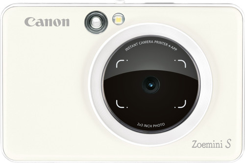 Canon Zoemini S Blanc Main Image