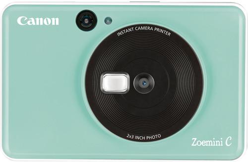 Canon Zoemini C Mintgroen Main Image