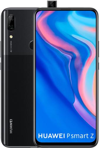 Huawei P Smart Z Black Main Image
