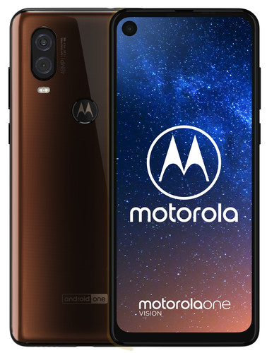 Motorola One Vision Bruin Main Image