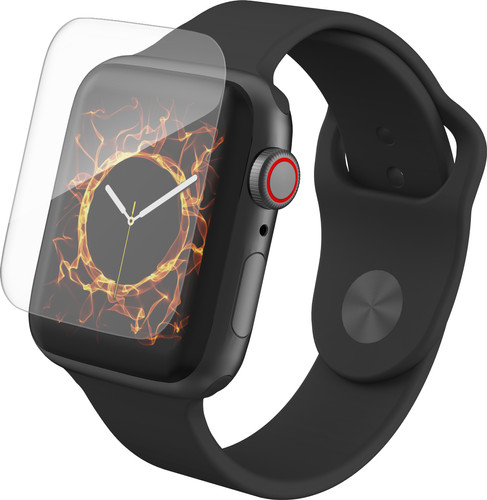 InvisibleShield HD Dry Apple Watch Series 4 40mm Screenprotector Plastic Main Image