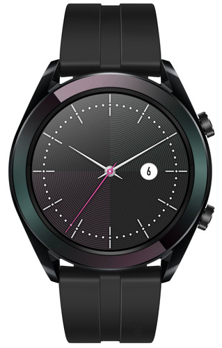Huawei Watch GT Elegance Zwart Main Image