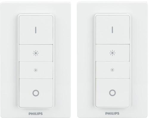 Philips Hue Variateur Sans fil Lot de 2 Main Image