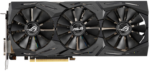 Asus ROG Strix RX590 8G Gaming Main Image