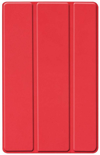 Just in Case Book Case Smart Tri-Fold Samsung Galaxy Tab A 10,1 (2019) Rouge Main Image