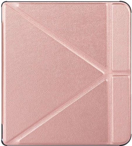 Just in Case Kobo Forma Book Case Rose Gold Main Image