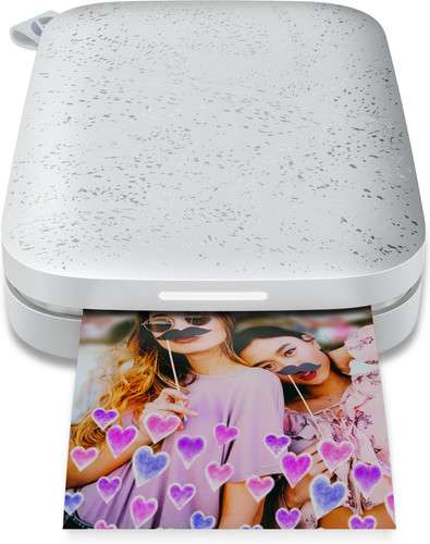 HP Sprocket New Edition Luna Pearl Main Image