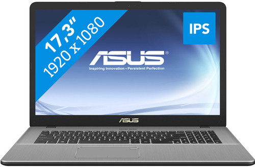 Asus VivoBook Pro N705UD-GC276T-BE - Azerty Main Image