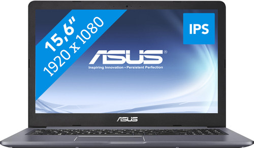 Asus VivoBook Pro N580GD-E4729T-BE Azerty Main Image