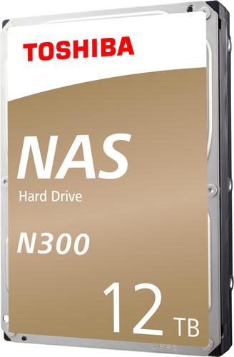 Toshiba N300 NAS Hard Drive 12TB Main Image