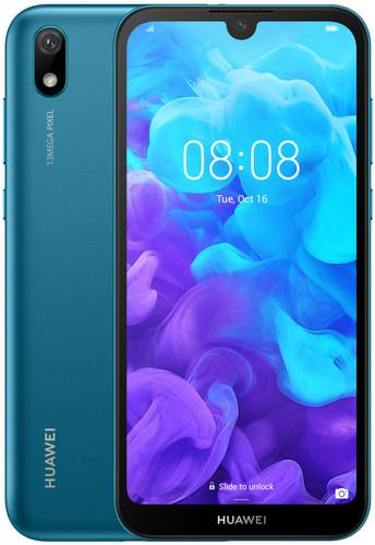 Huawei Y5 (2019) Blue Main Image