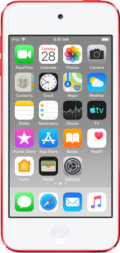 Apple iPod Touch (2019) 32 GB RED Main Image