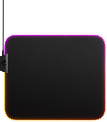 SteelSeries QcK Prism Cloth Tapis de souris Gamer - Taille M Main Image