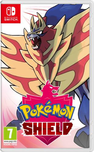 Pokémon Shield Switch Main Image