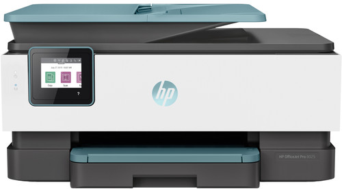 HP OfficeJet Pro 8025 Bleu Main Image