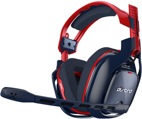 Astro A40 TR 10TH ANNIVERSARY EDS Red/Blue Main Image